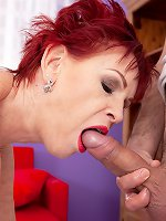 60Plus MILF\'s porno cherry breaker